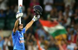 शिवम दुबे और कप्तान मनीष पांडे की विस्फोटक पारी, भारत ए ने दक्षिण अफ्रीका ए को हराकर सीरीज में बनाई - India TV