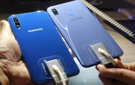 Samsung launches Galaxy A50s, A30s in India- India TV