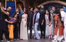 sanjay dutta the kapil sharma show - India TV