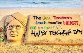 <p>Happy Teacher's Day...- India TV