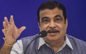 Union Minister for Road Transport and Highways Nitin Gadkari- India TV