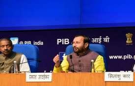 Union Minister Prakash Javadekar says Indian economy fundamentals are strong- India TV