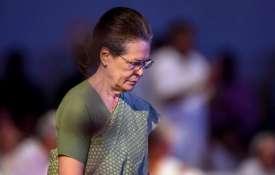 Congress president Sonia Gandhi- India TV