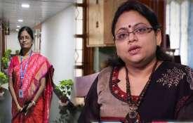 रितु करिधाल और मुथैया वनिता - India TV