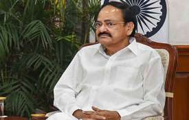 Vice President M Venkaiah Naidu- India TV