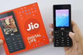 Jio Phone with Google Assistant- Khabar IndiaTV