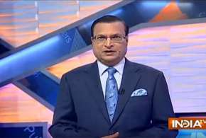 Rajat Sharma | India TV- Khabar IndiaTV