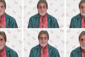 amitabh Bachchan- Khabar IndiaTV