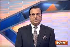 RAJAT SHARMA BLOG: Congress is setting a dangerous precedent by seeking removal of CJI- Khabar IndiaTV