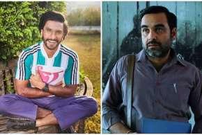 Ranveer singh and Pankaj tripathi- India TV