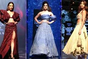 Kangana Ranaut at Lakme Fashion Week 2019- India TV