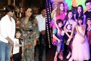 aardhaya bachchan birthday party- India TV