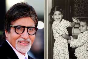 amitabh bachchan shares throwback picture- India TV