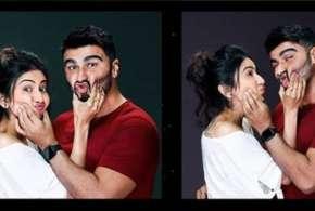 arjun kapoor and rakul preet singh- India TV