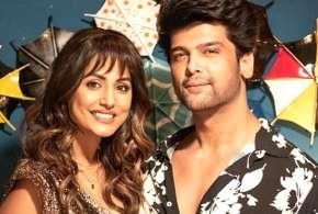 Hina Khan and Kushal Tandon- India TV