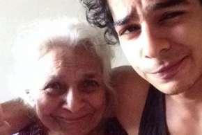 shahid kapoor and ishaan khattar grandmother passes away- India TV
