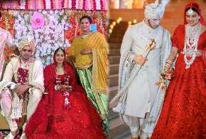 sabyasachi babita phogat lehenga- India TV