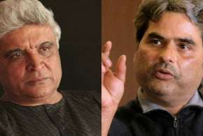 javed akhtar and vishal bhardwaj- India TV