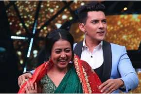 neha kakkar and aditya narayan- India TV