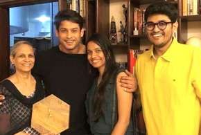 Bigg Boss 13 winner Sidharth Shukla- India TV