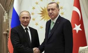 एर्दोआन, पुतिन ने चेताया: यरुशलम घोषणा के बाद बढ़ सकता है क्षेत्र में तनाव