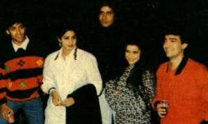 जब एक फ्रेम में दिखें अमिताभ, श्रीदेवी, आमिर और सलमान, क्या है इस तस्वीर के पीछे की कहानी?