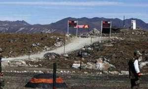चीन की नापाक हरकत, डोकलाम में तैनात किए 1800 सैनिक