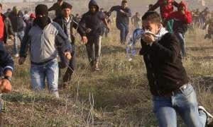 इस्राइल ने किया गाजा पट्टी पर हमला, दागे गए रॉकेट