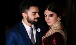 तस्वीरों में देखिए अमूल ने इस खास अंदाज में दी कोहली-अनुष्का को शादी की बधाई