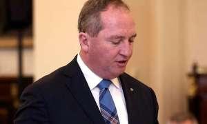 यौन उत्पीड़न के आरोपों के बाद ऑस्ट्रेलिया के उप प्रधानमंत्री ने दिया इस्तीफा