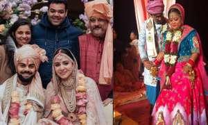 वैलेंटाइन डे 2018: विराट-अनुष्का, भारती सहित ये कलाकार जो इस बार शादी के बाद मनाएंगे अपना पहला Valentine Day