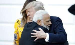 ट्रंप और मोदी के संबंधों के बारे में अमेरिकी विदेश मंत्रालय ने दिया यह बड़ा बयान