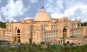 राजस्थान विधानसभा भवन में 'बुरी आत्माओं का साया', एक साथ कभी नहीं बैठे 200 सदस्य