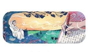 Google Doodle: गूगल ने लोकप्रिय कवयित्री महादेवी वर्मा को याद किया