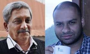 गोवा: व्यापारी का आरोप, CM पर्रिकर के स्वास्थ्य पर RTI डालने पर पुलिस ने किया गिरफ्तार