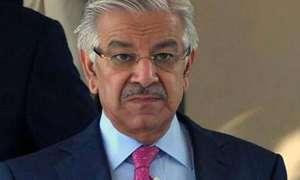 इस्लामाबाद उच्च न्यायालय ने कहा, संसद सदस्य के रूप में ख्वाजा आसिफ अयोग्य