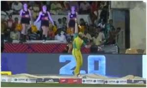 TNPL 2018: शाहरुख खान ने लिया हैरतअंगेज कैच और फिर मनाया दिल जीत लेने वाला जश्न