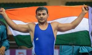 सचिन राठी, दीपक पूनिया ने जूनियर एशिया कुश्ती में स्वर्ण पदक पर किया कब्जा
