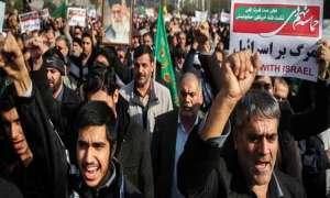 बुनियादी सेवाओं की कमी के चलते इराकी प्रदर्शनकारियों ने किया विरोध प्रदर्शन