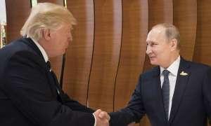 पुतिन से मुलाकात के दौरान ट्रंप ने नहीं की रूस की आलोचना, अमेरिकी सांसदों ने बोला हमला