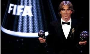 रोनाल्डो-मेसी की बादशाहत खत्म कर सर्वश्रेष्ठ फुटबालर बने मोड्रिच