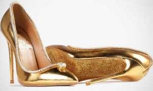 आज लॉन्च हुई दुनिया की सबसे महंगी जूतों की जोड़ी, इसकी कीमत है 1.23 अरब रुपए