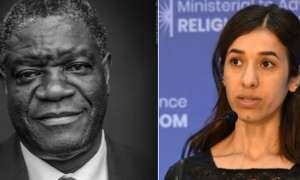 डेनिस मुकवेगे और नादिया मुराद को मिला 2018 का नोबेल शांति पुरस्कार, जानें कौन हैं ये
