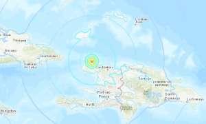 हैती में भूकंप के जबर्दस्त झटके, 11 लोगों की मौत, कई घायल, चर्च एवं मकान ढहे
