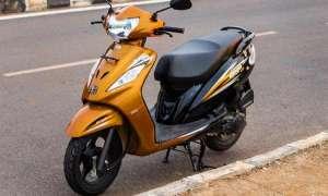 TVS मोटर ने लॉन्च किया अपने स्कूटर Wego का नया वर्जन, कीमत है इसकी 53,027 रुपए