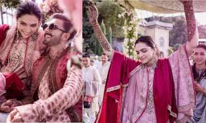 सामने आईं दीपिका-रणवीर की शादी की और तस्वीरें, देखकर करण जौहर ने कहा मैं शादी करना चाहता हूं