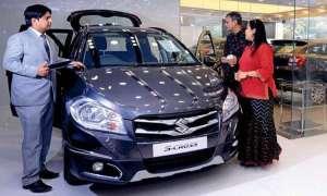 अक्टूबर में मारुति सुजुकी ने बेचे 1.46 लाख वाहन, सियाज की बिक्री 5.2 प्रतिशत घटी