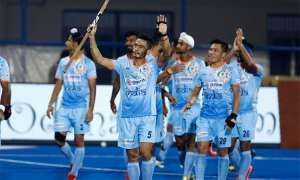 भारत बनाम कनाडा, हॉकी वर्ल्ड कप 2018: भारत ने कनाडा को 5-1 से हराकर क्वार्टर फाइनल में बनाई जगह