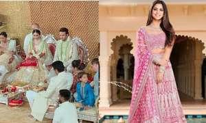 Isha Ambani-Anand Piramal Wedding: सामने आई दूल्हा-दुल्हन की पहली तस्वीर