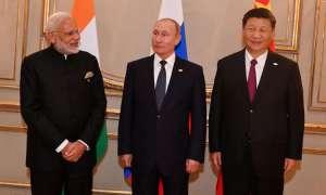 G20: 12 साल बाद बातचीत के लिए एक साथ बैठे भारत, रूस और चीन